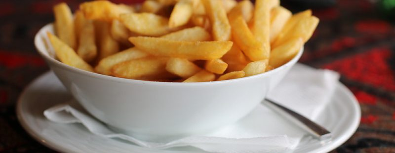 Canva - Bowl of French Fries